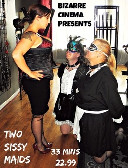 Two Sissy Maids